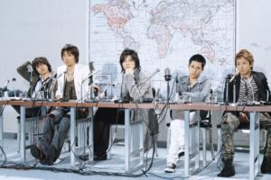嵐 (あらし) 6thアルバム『ARASHIC (アラシック)』(初回限定盤) 高画質CDジャケット画像 (ジャケ写)