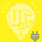 UNICORN (ユニコーン) 15thアルバム『UC100V (ユーシーヒャクボルト)』(初回限定盤) 高画質CDジャケット画像 (ジャケ写)