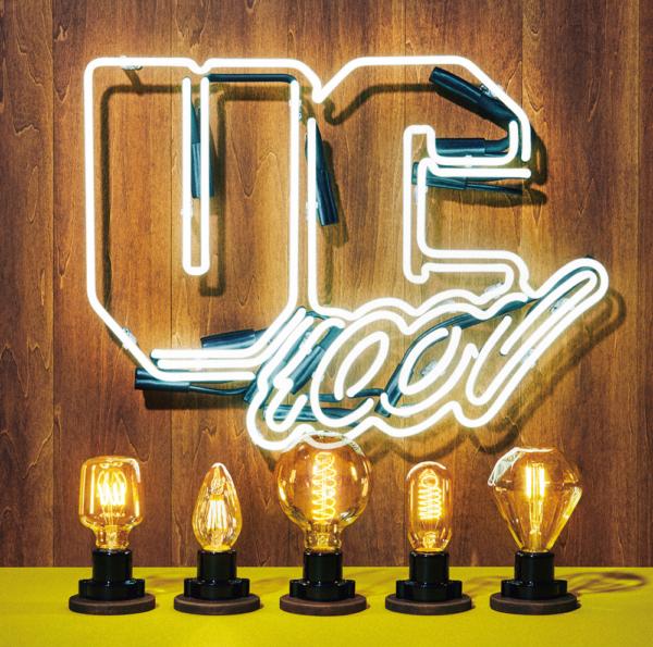 UNICORN (ユニコーン) 15thアルバム『UC100V (ユーシーヒャクボルト)』(通常盤) 高画質CDジャケット画像 (ジャケ写)
