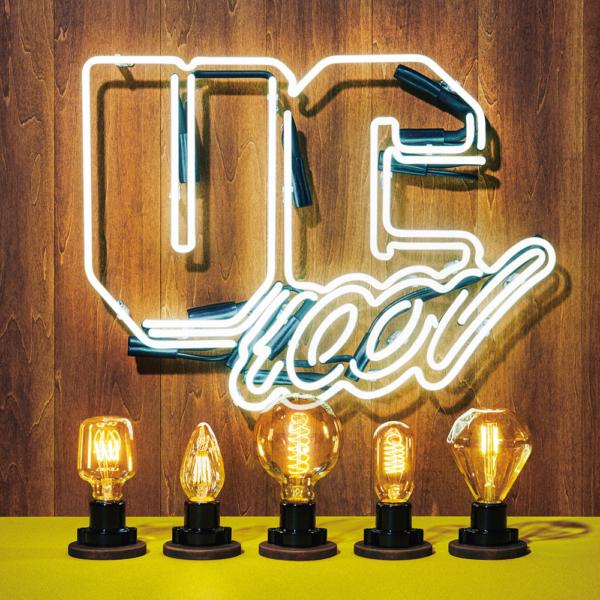 UNICORN (ユニコーン) 15thアルバム『UC100V (ユーシーヒャクボルト)』(アナログ盤) 高画質CDジャケット画像 (ジャケ写)