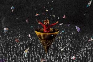 King Gnu (キングヌー) 3rdアルバム『CEREMONY』(2020年1月15日発売) 高画質CDジャケット画像 (ジャケ写)
