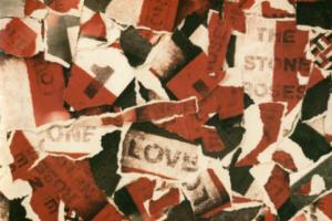 THE STONE ROSES (ザ・ストーン・ローゼス) シングル『ONE LOVE (ワン・ラヴ)』(UK盤) 高画質CDジャケット画像 (ジャケ写)