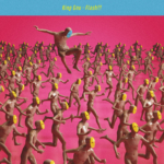 King Gnu (キングヌー) 1st 配信限定シングル『Flash!!!』(2018年7月13日発売) 高画質CDジャケット画像 (ジャケ写)