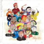 King Gnu (キングヌー) 2ndアルバム『Sympa』(2019年1月16日発売) 高画質CDジャケット画像 (ジャケ写)