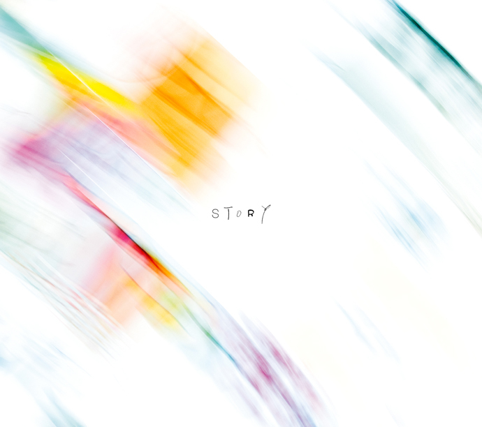 NEWS (ニュース) 11thアルバム『STORY (ストーリー)』(初回盤) 高画質CDジャケット画像 (ジャケ写)