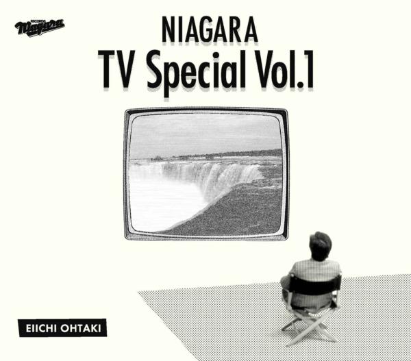 Disc2『NIAGARA TV Special Vol.1』高画質CDジャケット画像