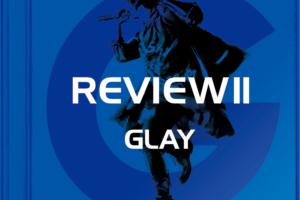 GLAY (グレイ) 25周年記念ベストアルバム『REVIEW II ~BEST OF GLAY~』(TERU盤) 高画質CDジャケット画像 (ジャケ写)