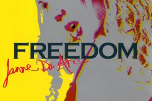 Janne Da Arc (ジャンヌダルク) 17thシングル『FREEDOM (フリーダム)』(2004年3月24日発売) 高画質CDジャケット画像