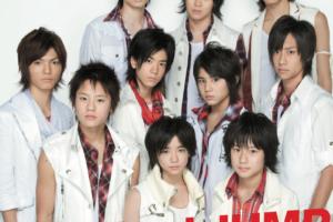 Hey! Say! JUMP (ヘイ セイ ジャンプ) デビューシングル『Ultra Music Power (ウルトラ・ミュージック・パワー)』(初回限定盤) 高画質CDジャケット画像 (ジャケ写)