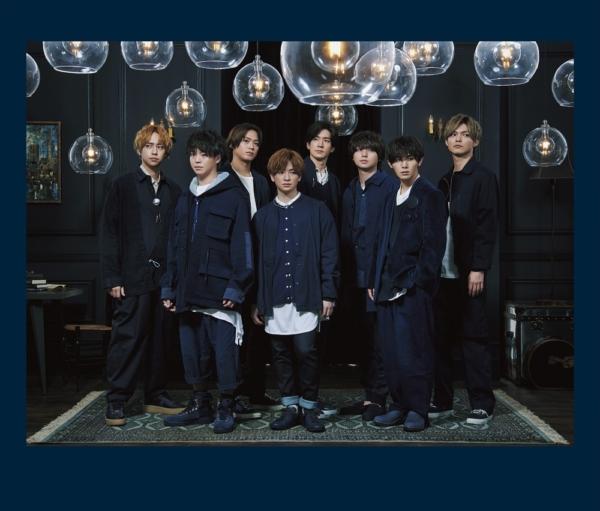 Hey! Say! JUMP (ヘイ セイ ジャンプ) 26thシングル『I am/Muah Muah (アイ・アム/ムア・ムア)』(初回限定盤1) 高画質CDジャケット画像 (ジャケ写裏面)