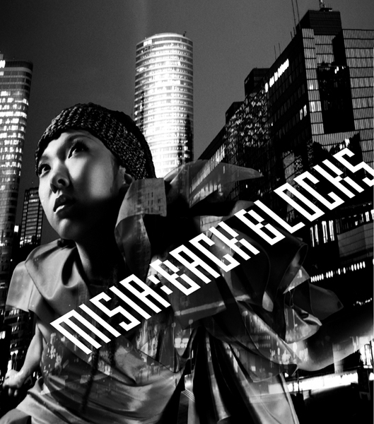 MISIA (ミーシャ) 11thシングル「BACK BLOCKS (バック・ブロックス)」 高画質CDジャケット画像