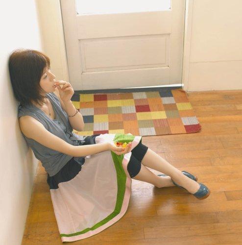 柴田淳 (しばたじゅん) 15thシングル『カラフル』(初回盤) 高画質CDジャケット画像 (ジャケ写)