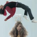 加賀美セイラ (かがみせいら) 4thシングル『First Sight』(初回限定盤) 高画質CDジャケット画像 (ジャケ写)