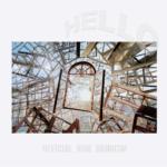 Official髭男dism (オフィシャルヒゲダンディズム) 3rd EP『HELLO EP (ハロー イーピー)』(2020年8月5日発売) 高画質CDジャケット画像 (ジャケ写)