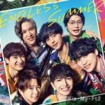 Kis-My-Ft2 (キスマイフットツー) 26thシングル『ENDLESS SUMMER (エンドレス・サマー)』(通常盤) 高画質CDジャケット画像 (ジャケ写)