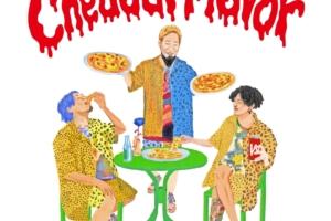 WANIMA (ワニマ) 2ndミニアルバム『Cheddar Flavor (チェダーフレーバー)』(2020年9月23日発売) 高画質CDジャケット画像 (ジャケ写)