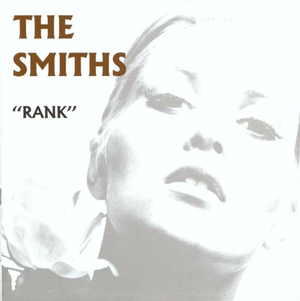 THE SMITHS (ザ・スミス) ライブ・アルバム『RANK (ランク)』(1988年8月31日発売) 高画質ジャケット画像 (ジャケ写)