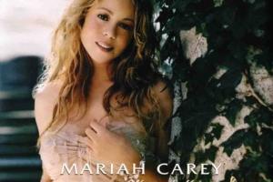 Mariah Carey (マライア・キャリー) シングル『Through The Rain (スルー・ザ・レイン)』(2002年11月13日発売) 高画質CDジャケット画像 (ジャケ写)