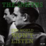THE SMITHS (ザ・スミス) コンピレーション・アルバム『THE WORLD WON'T LISTEN (ザ・ワールド・ウォント・リッスン)』(1987年5月1日発売) 高画質CDジャケット画像 (ジャケ写)