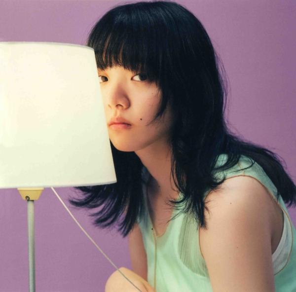 あいみょん 3rdフルアルバム『おいしいパスタがあると聞いて』(2020年9月9日発売) 高画質CDジャケット画像 (ジャケ写)