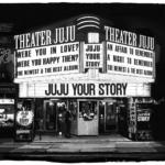 JUJU (ジュジュ) ベストアルバム『YOUR STORY (ユア・ストーリー)』(2020年4月8日発売) 高画質CDジャケット画像 (ジャケ写)