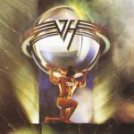 Van Halen (ヴァン・ヘイレン) 7thアルバム『5150』(1986年3月24日発売) 高画質CDジャケット画像 (ジャケ写)