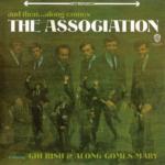 THE ASSOCIATION (アソシエイション) 1stアルバム『And Then... Along Comes the Association (チェリッシュ)』(1966年発売) 高画質CDジャケット画像 (ジャケ写)