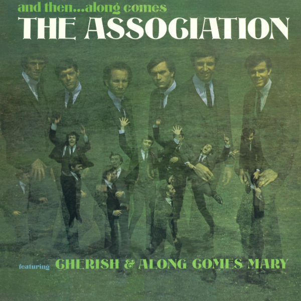 THE ASSOCIATION (アソシエイション)  1stアルバム『And Then... Along Comes the Association (チェリッシュ)』(1966年発売) 高画質ジャケット画像 (ジャケ写)
