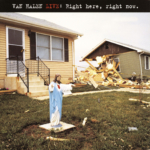 Van Halen (ヴァン・ヘイレン) ライブ・アルバム『Live: Right Here, Right Now (ライヴ:ライト・ヒア、ライト・ナウ)』(1993年2月23日発売) 高画質CDジャケット画像 (ジャケ写)