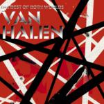 Van Halen (ヴァン・ヘイレン) ベスト・アルバム『The Best Of Both Worlds (ヴェリー・ベスト・オブ・ヴァン・ヘイレン)』(1996年10月17日発売) 高画質CDジャケット画像 (ジャケ写)