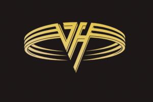 Van Halen (ヴァン・ヘイレン) ベスト・アルバム『The Best Of Van Halen, Vol. 1 (グレイテスト・ヒッツ)』(1996年10月17日発売) 高画質CDジャケット画像 (ジャケ写)