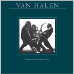 Van Halen (ヴァン・ヘイレン) 3rdアルバム『Women and Children First (暗黒の掟)』(1980年3月26日発売) 高画質CDジャケット画像 (ジャケ写)