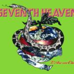 L'Arc〜en〜Ciel (ラルク アン シエル) 30thシングル『SEVENTH HEAVEN (セヴンス ヘヴン)』(2007年5月30日発売) 高画質CDジャケット画像 (ジャケ写)