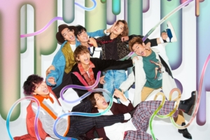 7ORDER (セブンオーダー) メジャー1stアルバム『ONE (ワン)』(2021年1月13日発売) 高画質CDジャケット画像 (ジャケ写)