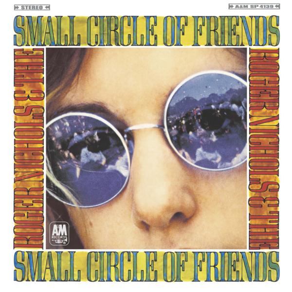 Roger Nichols & the Small Circle of Friends 高画質ジャケット画像