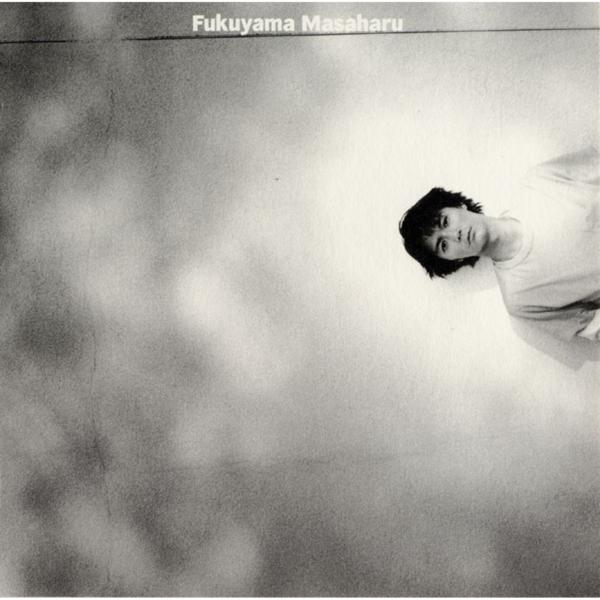福山雅治 (ふくやままさはる) 15thシングル『桜坂 (さくらざか)』(2000年4月26日発売) 高画質ジャケット画像 (ジャケ写)