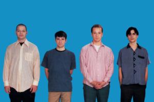 weezer (ウィーザー) 1stアルバム『weezer ウィーザー (The Blue Album ザ・ブルー・アルバム)』(1995年3月24日発売) 高画質CDジャケット画像 (ジャケ写)