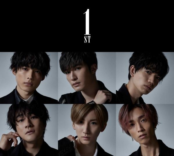 SixTONES (ストーンズ) 1stアルバム『1ST (ファースト)』(初回盤B:音色盤) 高画質CDジャケット画像 (ジャケ写)