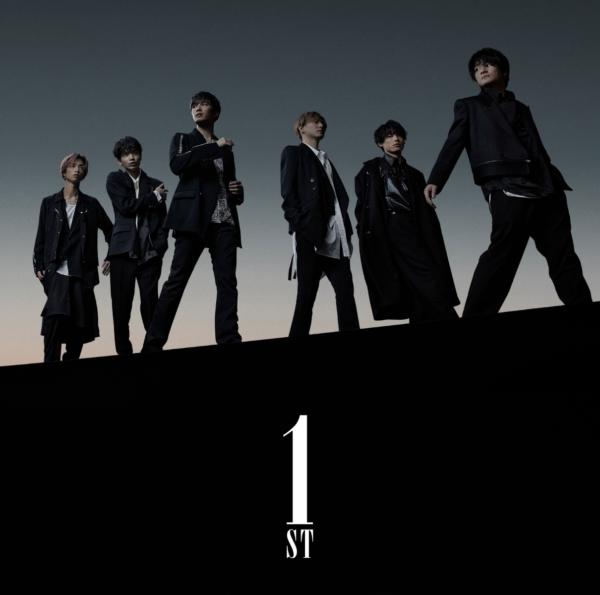 SixTONES (ストーンズ) 1stアルバム『1ST (ファースト)』(通常盤) 高画質CDジャケット画像 (ジャケ写)