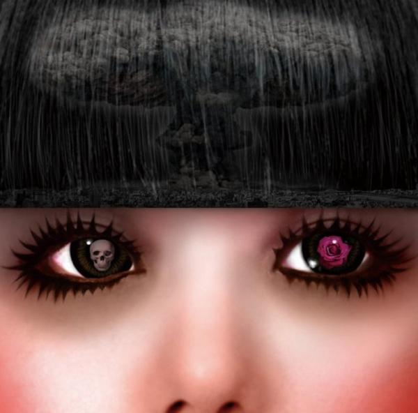 アーバンギャルド (URBANGARDE) 3rdアルバム『少女の証明』(2010年10月8日発売) 高画質CDジャケット画像 (ジャケ写)