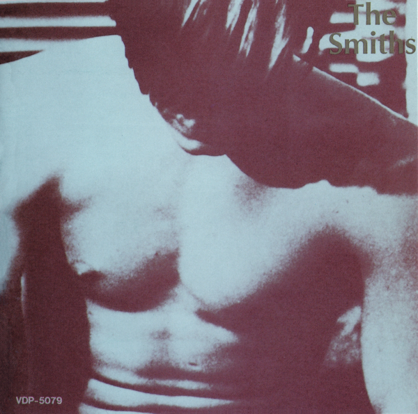 The Smiths (ザ・スミス) 1stアルバム『The Smiths (ザ・スミス)』(1987年8月21日発売) 高画質CDジャケット画像 (ジャケ写)