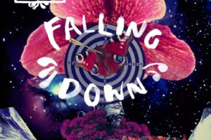 oasis (オアシス) シングル『FALLING DOWN (フォーリング・ダウン)』(2009年5月27日発売) 高画質CDジャケット画像 (ジャケ写)