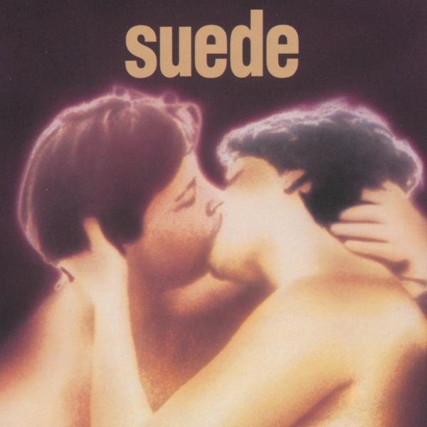 suede (スウェード) 1stアルバム『suede (スウェード)』(Remastered) 高画質ジャケット画像 (ジャケ写)